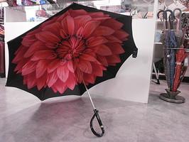 Paraguas artesanales en Berlogui Zaragoza marca Pasotti